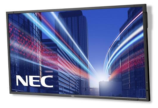 monitory wielkoformatowe NEC: seria P - Professional