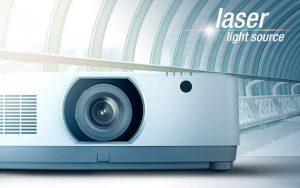 projektor laserowy NEC