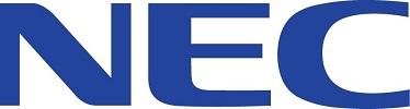 NEC monitory logo