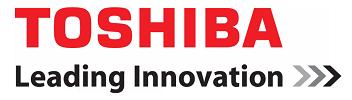 Toshiba monitory logo