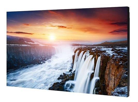 monitory bezszwowe: NEC, Samsung (seamless)