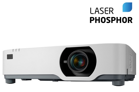 NEC PE455UL projektor laserowy