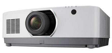 projektory instalacyjne NEC